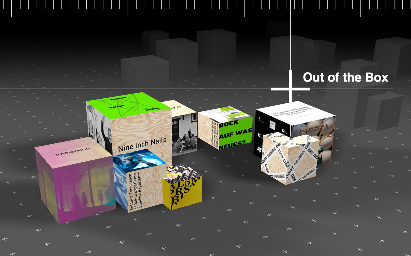 Filtered - D'art Design Gruppe pour Arte Design Factory 2.0
