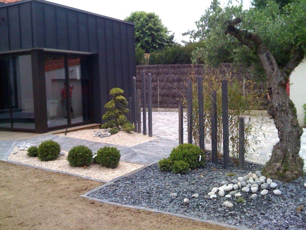 Idee Deco Petit Jardin Inspirational Idee Amenagement ... à Deco Jardin Exterieur
