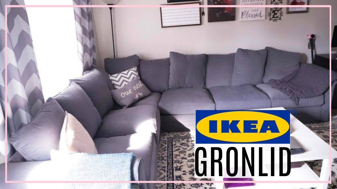 Ikea Gronlid Sectional Honest Review pour Grönlid Avis