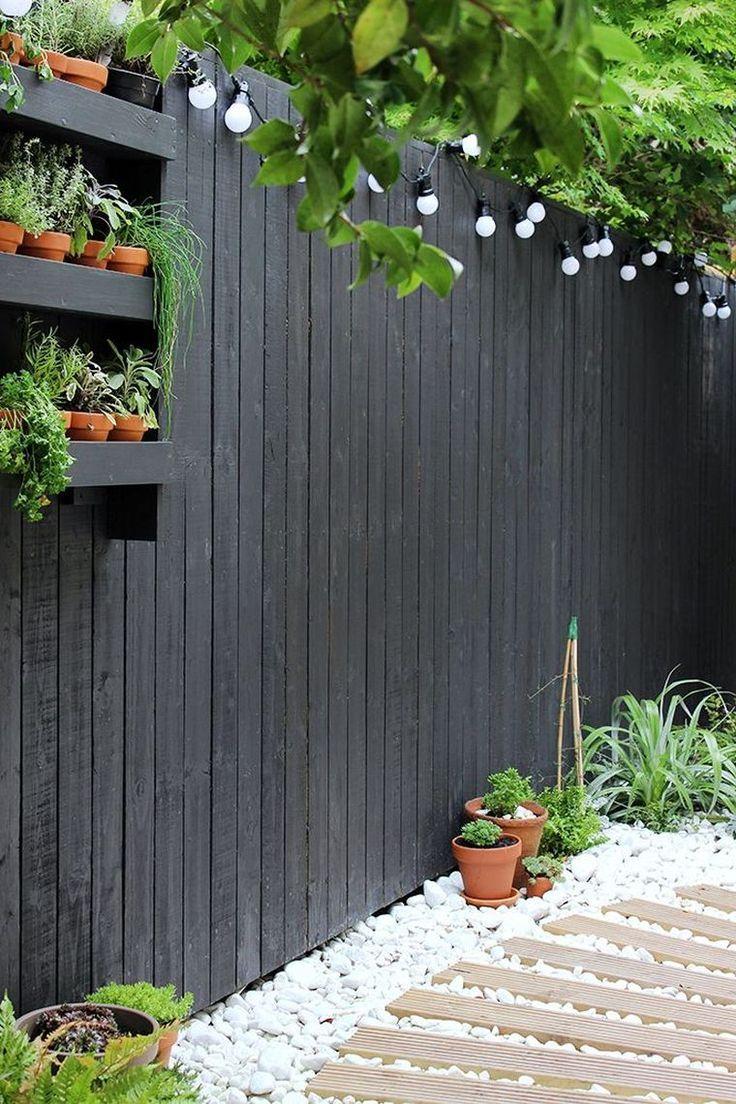 Inspirations Pinterest Déco Jardin Et Terrasse - Voici Notre ... dedans Deco Jardin Moderne