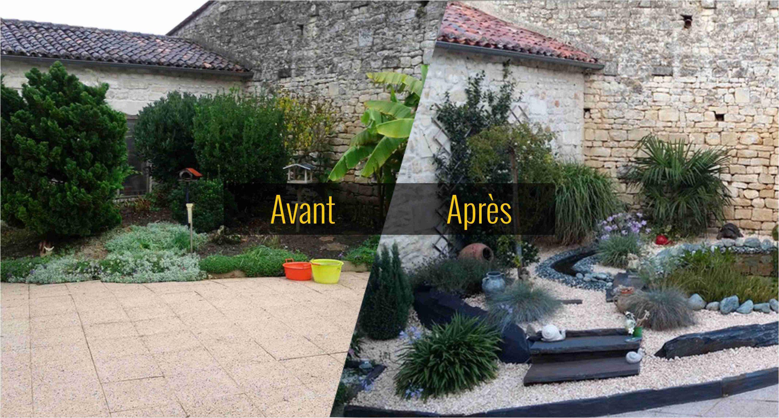 Jardin D Extérieur Élégant Société D'aménagement Extérieur À ... serapportantà Amenagement Exterieur Pas Cher