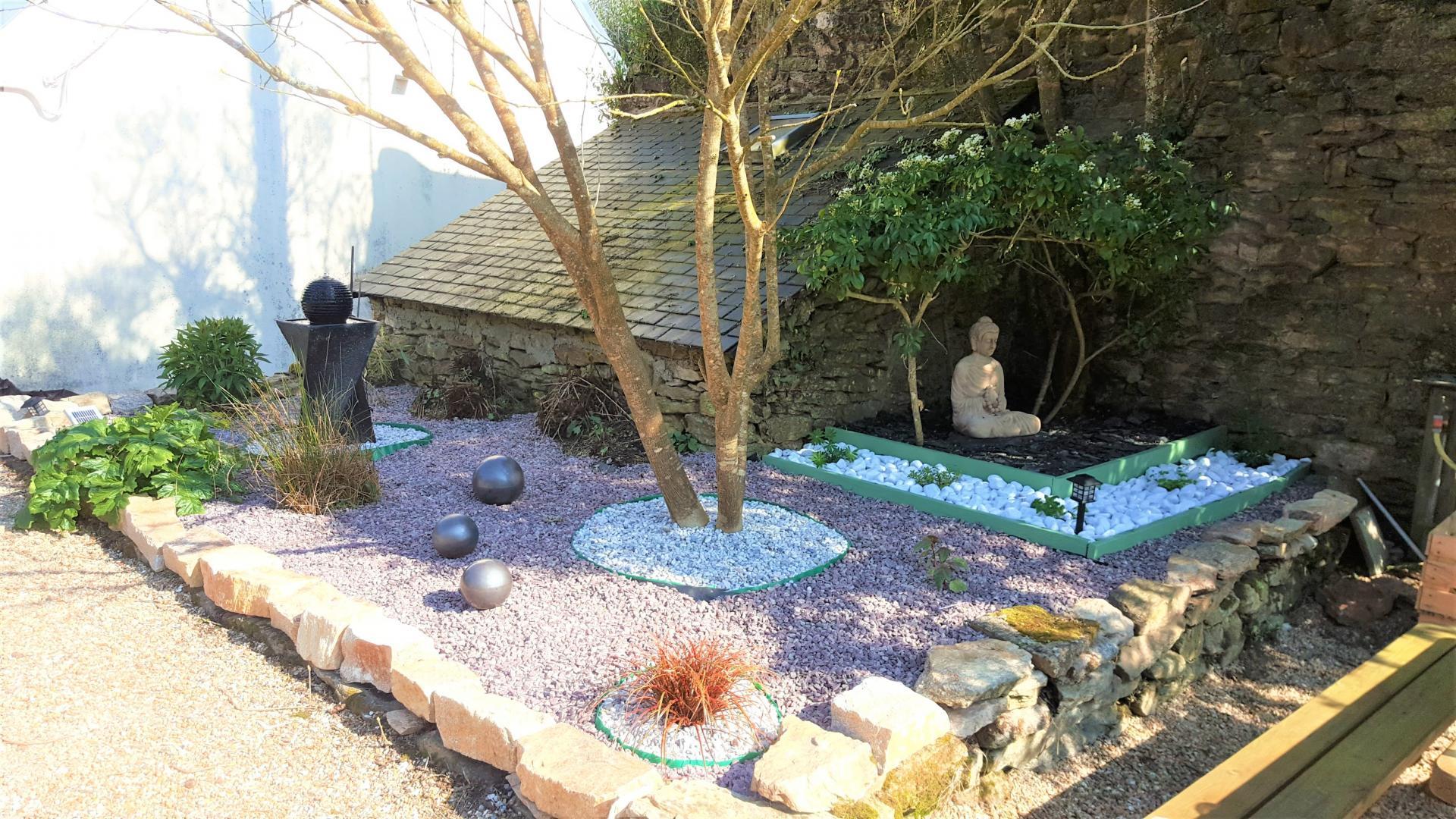 Jardin Zen serapportantà Deco Jardin Zen