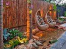 Le Mur De Clôture Fait Partie De Votre Décoration Jardin ... intérieur Deco Jardin Exterieur
