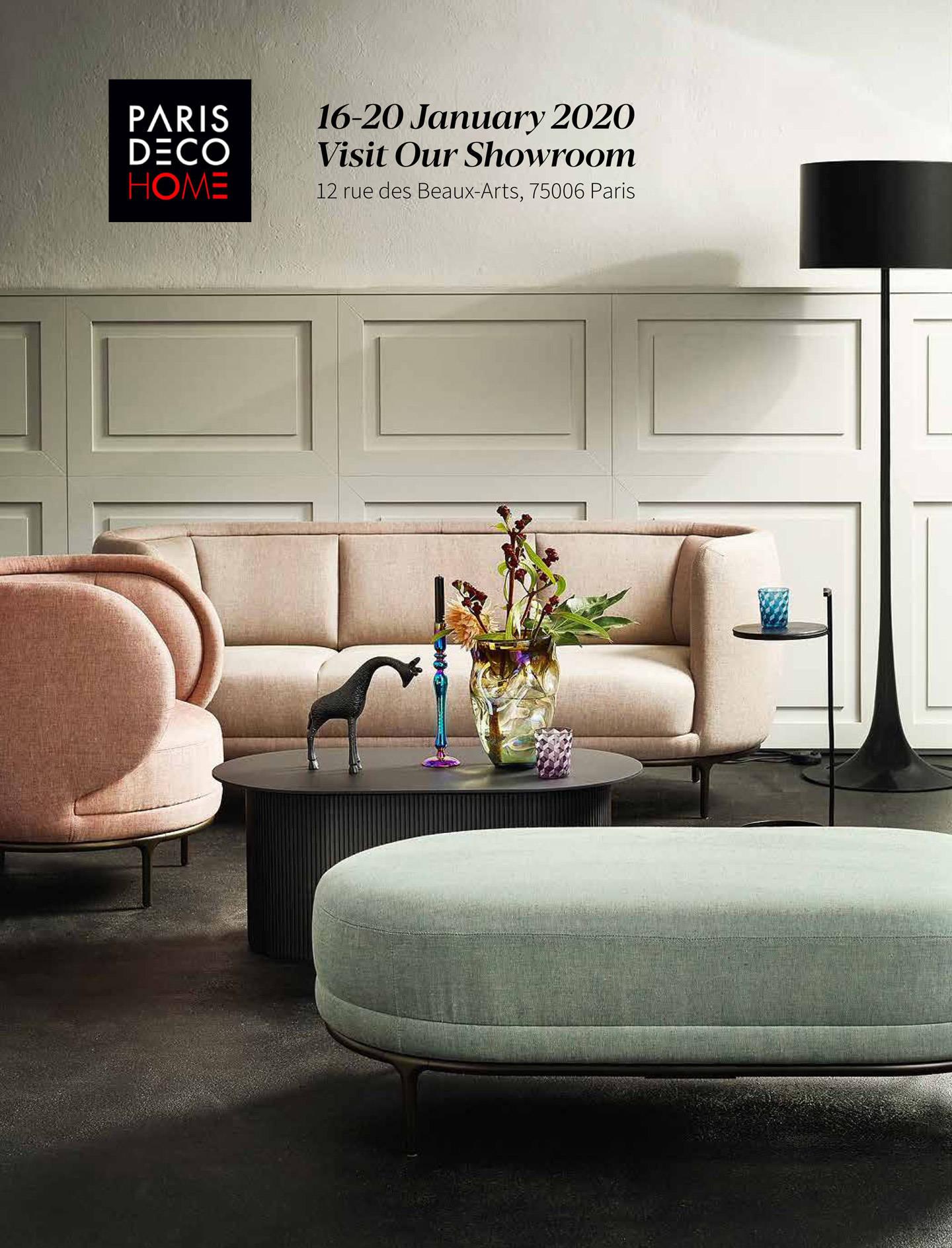 Leitner Leinen - Paris Deco Home 2020 pour Deco In Paris