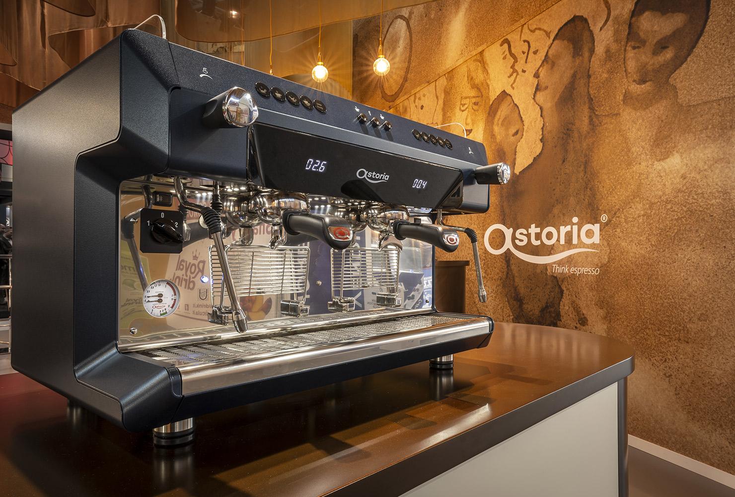 Macchine Per Caffè - Astoria - Macchine Per Caffè Espresso concernant Dalle Astoria
