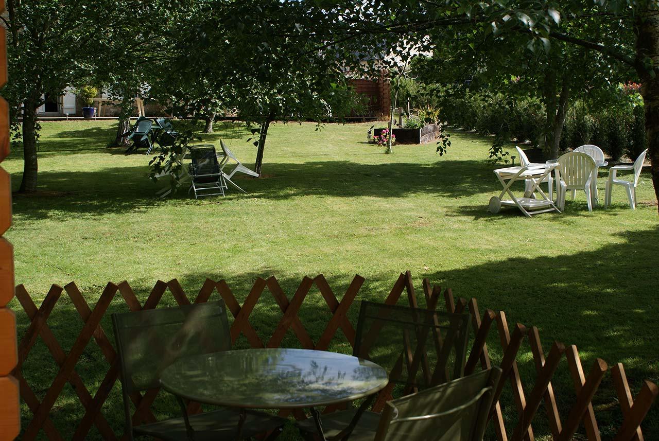 Maison D'hôtes En Morbihan | Relais-Tyerberre dedans Les Jardins De Julot