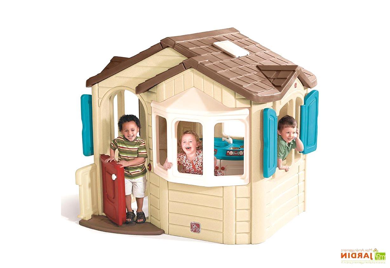 Maison Enfant Plastique D'occasion intérieur Maison Smoby Occasion