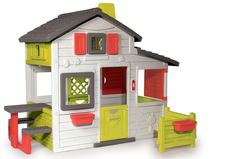 Maison Smoby Friends House serapportantà Maison Smoby Occasion