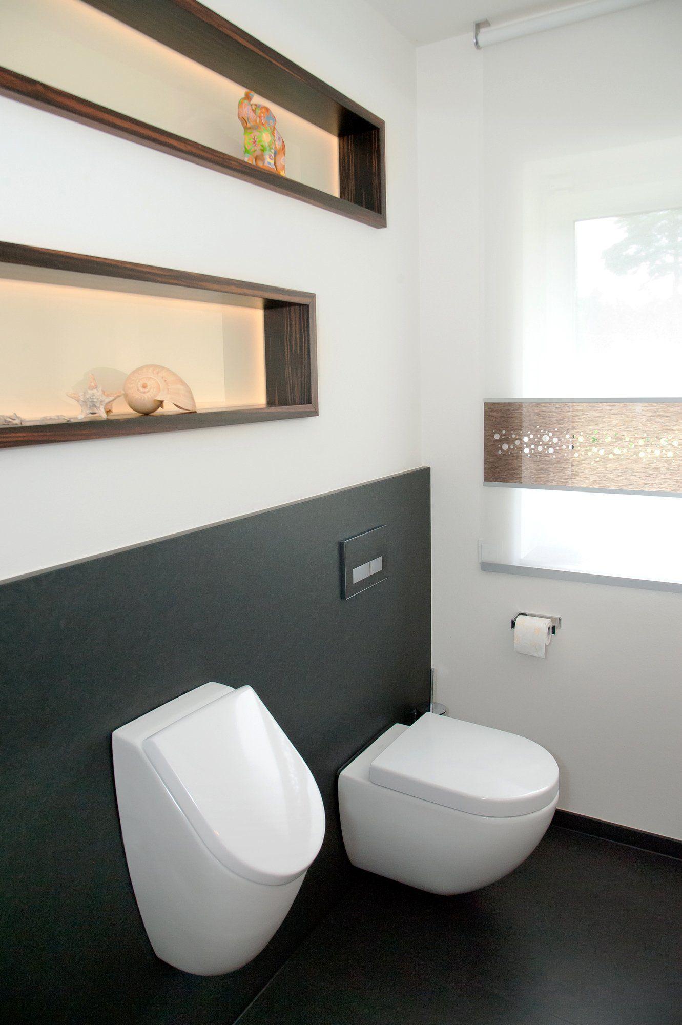 Metamorphose: Von Der Abstellkammer Zum Wohnlichen Gäste-Wc ... encequiconcerne Faience Wc