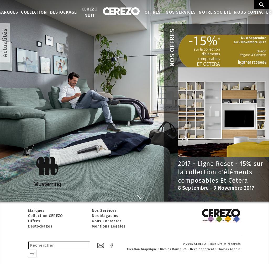 Meubles Cerezo Competitors, Revenue And Employees - Owler ... intérieur Cerezo Déstockage
