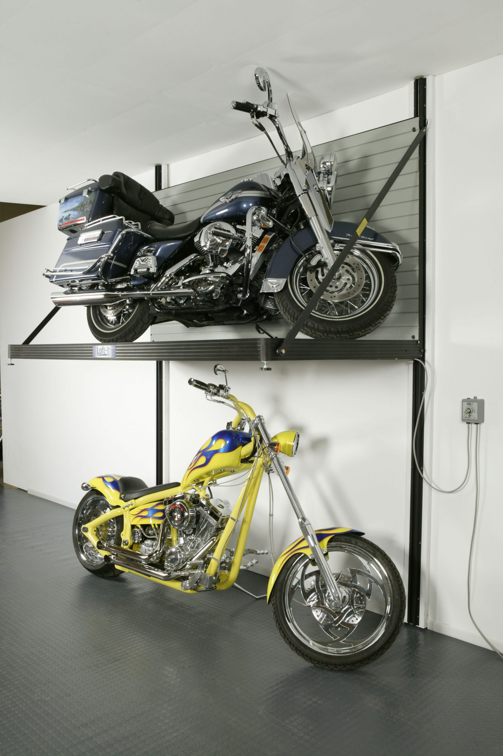 Motorcycle & Atv Lifts For The Garage In Parrish Fl | Abri ... intérieur Ides Abri Moto