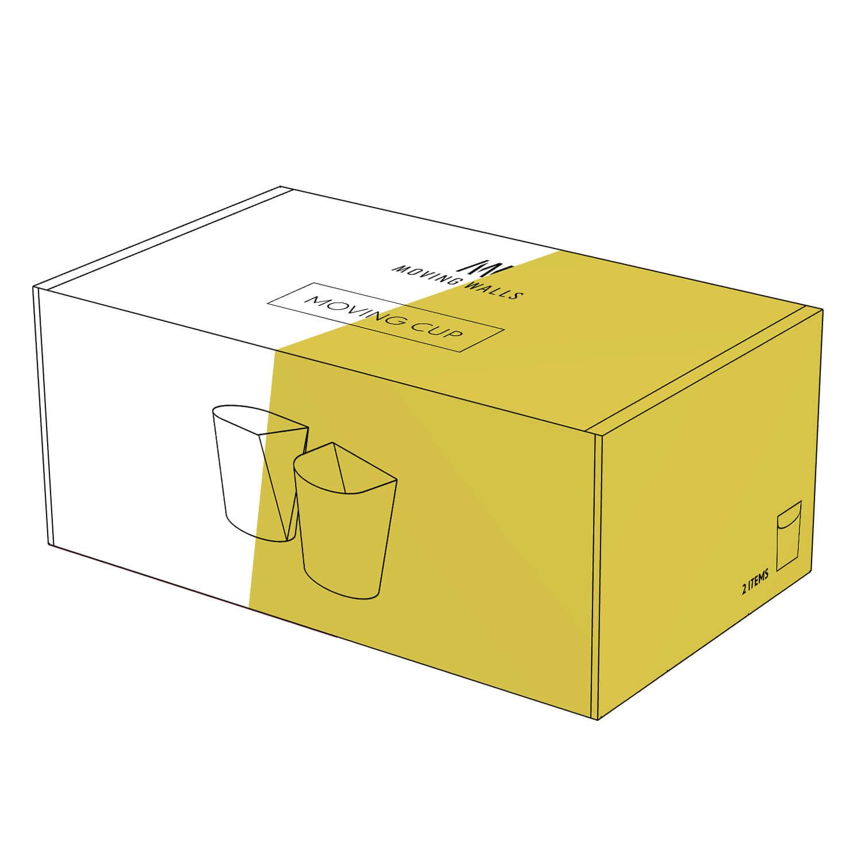 Moving Walls Packaging — Bureau Lars Holzmann avec Bureau Moving 2