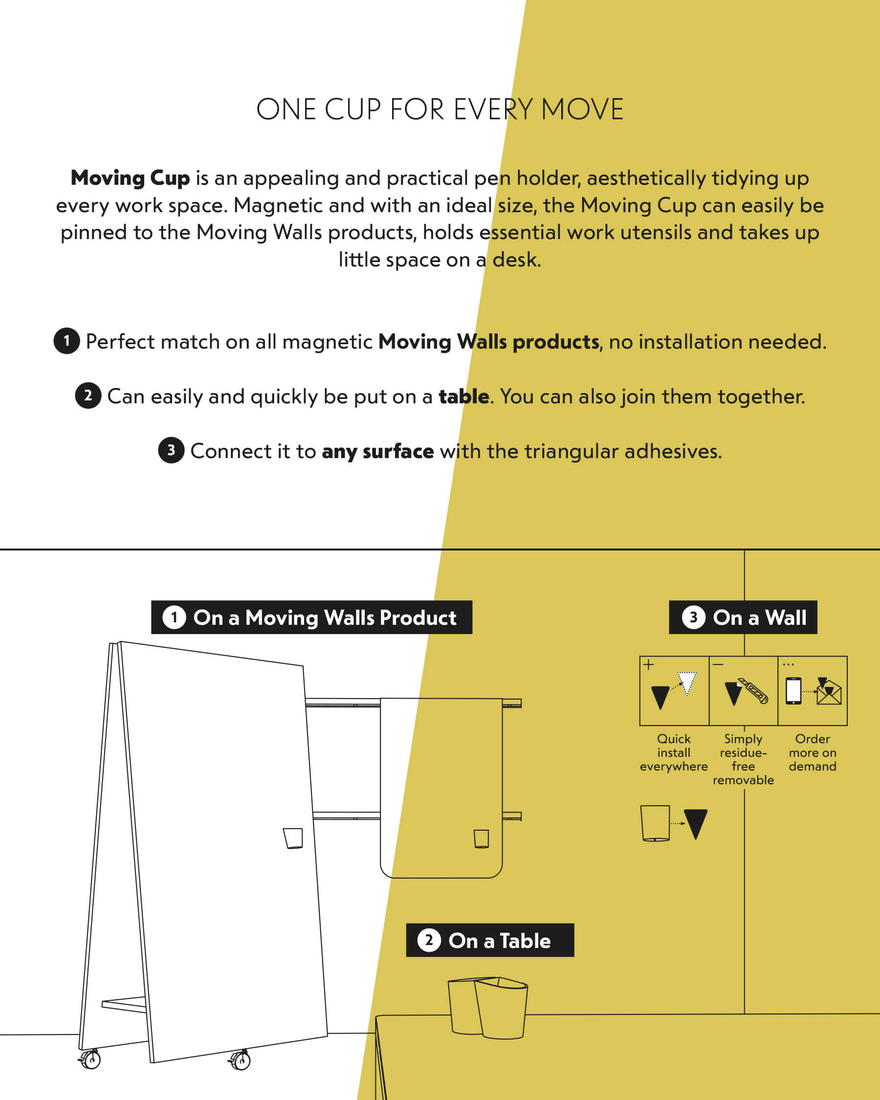 Moving Walls Packaging — Bureau Lars Holzmann serapportantà Bureau Moving 2
