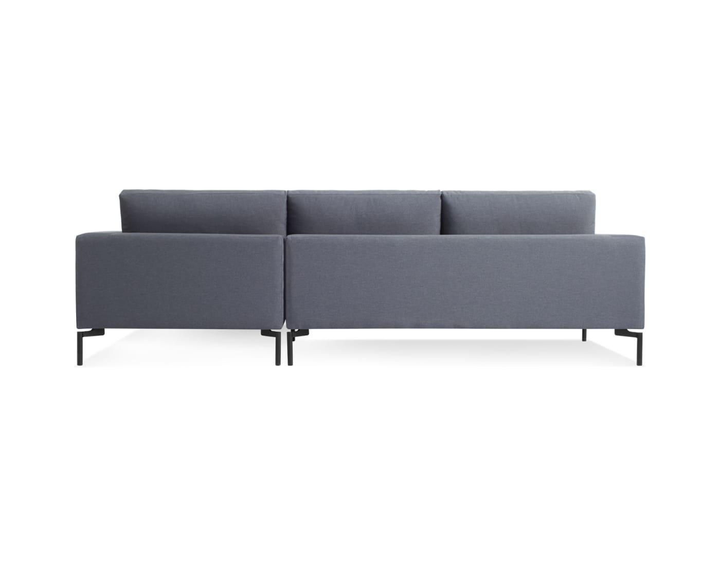 New Standard Sofa W/ Left Arm Chaise intérieur Chaise But