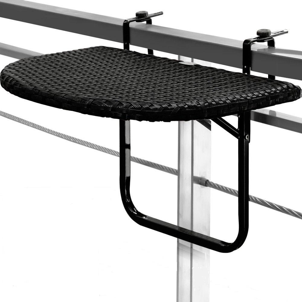 Où Trouver Une Table De Balcon Rabattable - Joli Place dedans Table Balcon Suspendue
