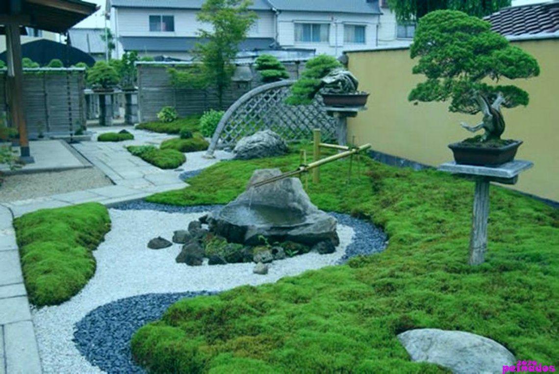 Paisaje Del Jardín Idea: 21 Diseños De Jardín Zen In 2020 ... pour Idee Jardin Zen