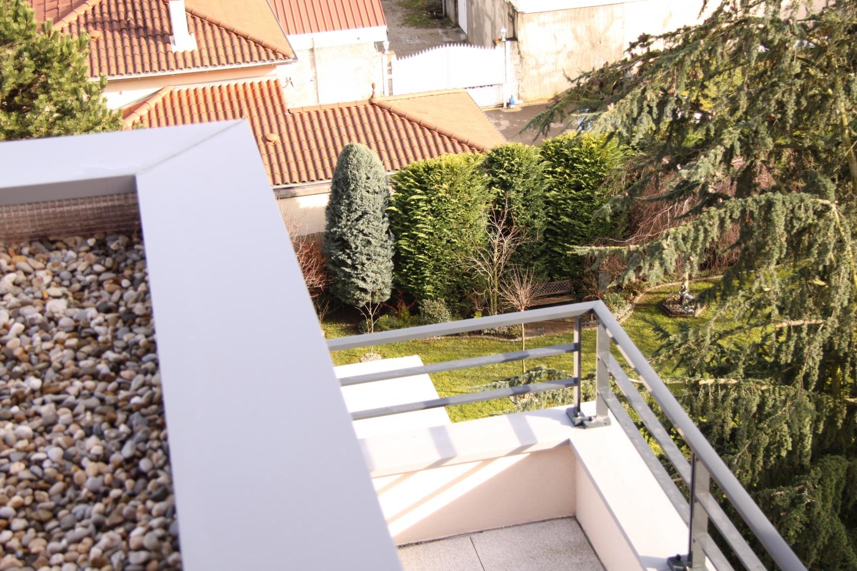Perspective Building pour Les Jardins De Julot