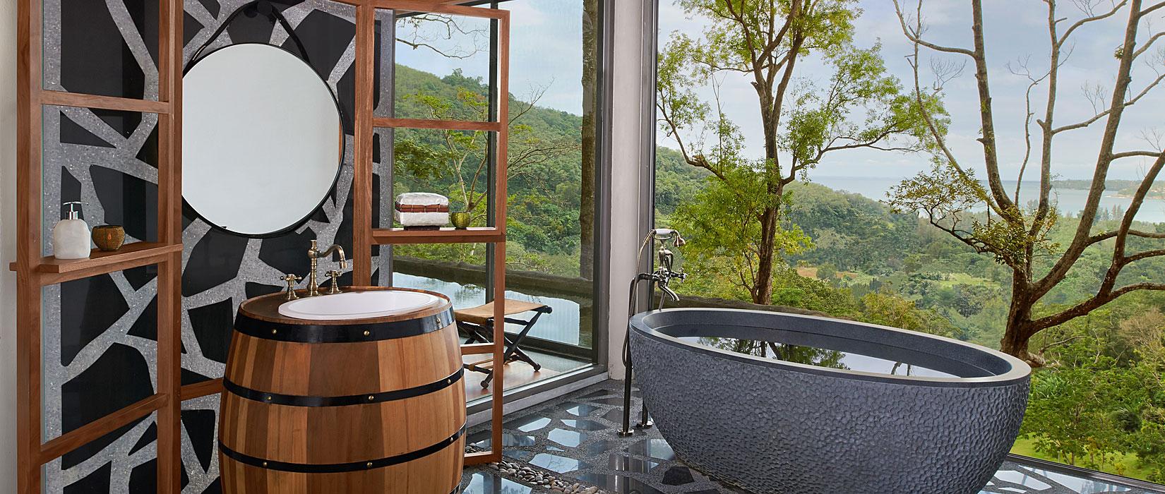 Phuket Villas   Keemala   Luxury Villas Kamala pour Pool House 10M2