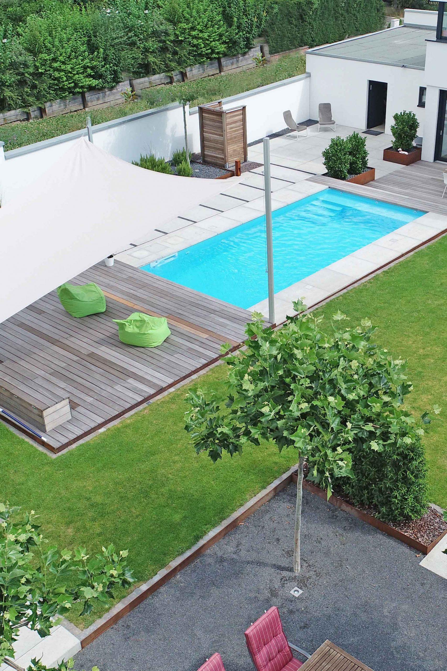 Pin Von Giffel Gmbh Garten.pool Auf Moderne Pools   Garten ... à Pool House 10M2