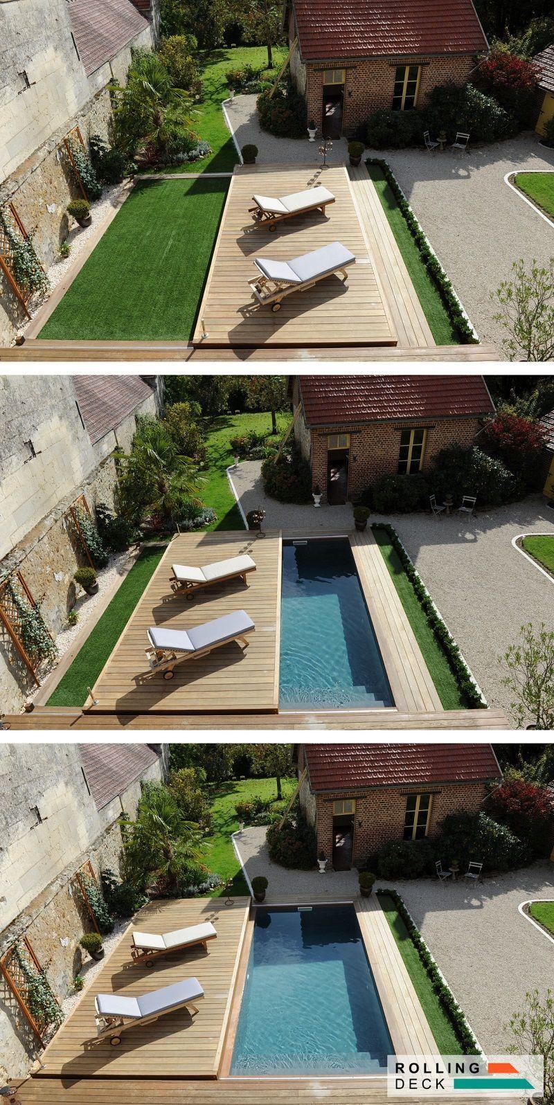 Piscina #outdoorsliving | Piscine Et Jardin, Amenagement ... pour Mon Aménagement Jardin Piscine