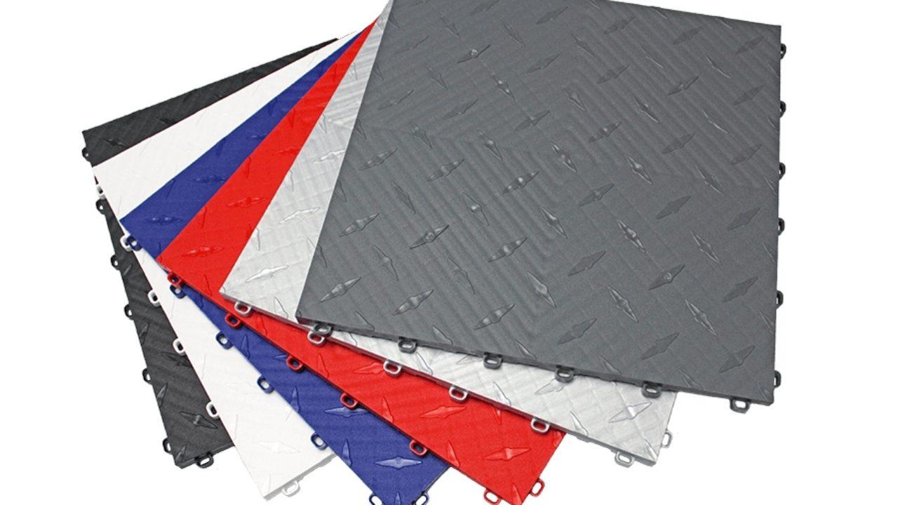 Polypropylen Bodenplatten Im Clip-System | Swisstrax Europe pour Dalle