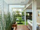 Pont En Bois Dur + Jolis Treillis - Wood Design ... dedans Pergola En Dur