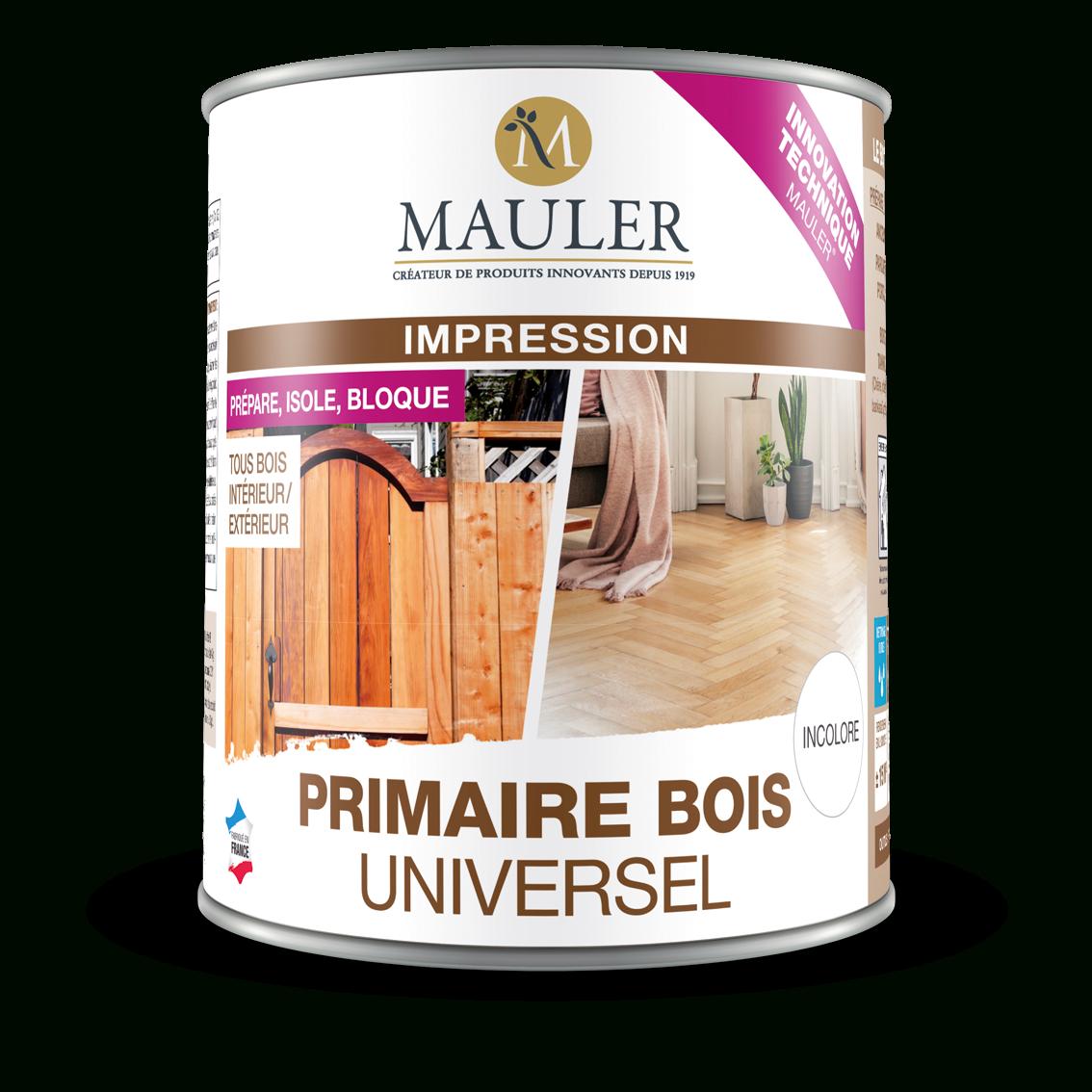 Produits De Décoration Et D'entretien Innovants Pour Le Bois ... intérieur Saturateur Bois Mauler