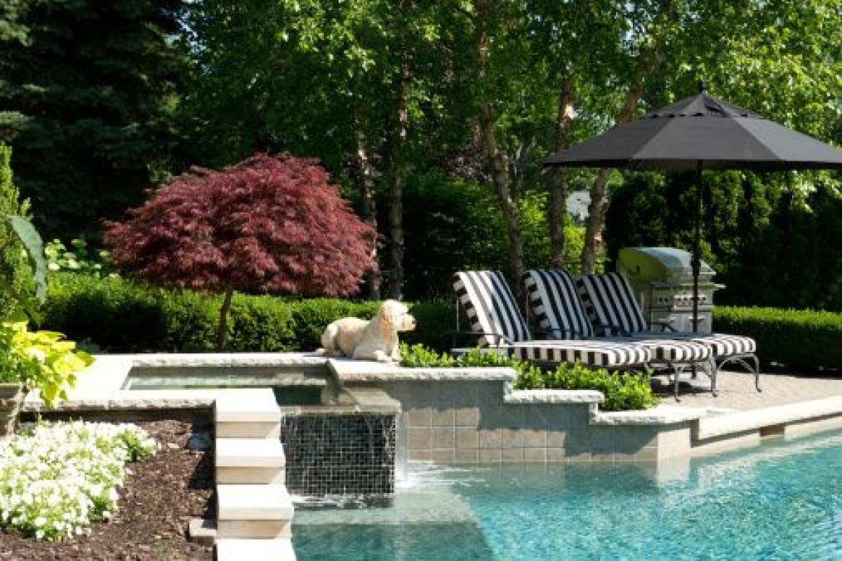 Réussir L'aménagement D'un Jardin Avec Piscine - Guide ... destiné Mon Aménagement Jardin Piscine
