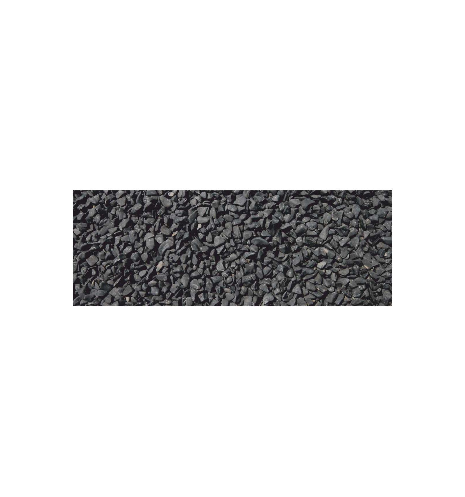 Schwarze Kieselsteine, Naturstein Basaltischen à Velestone Avis