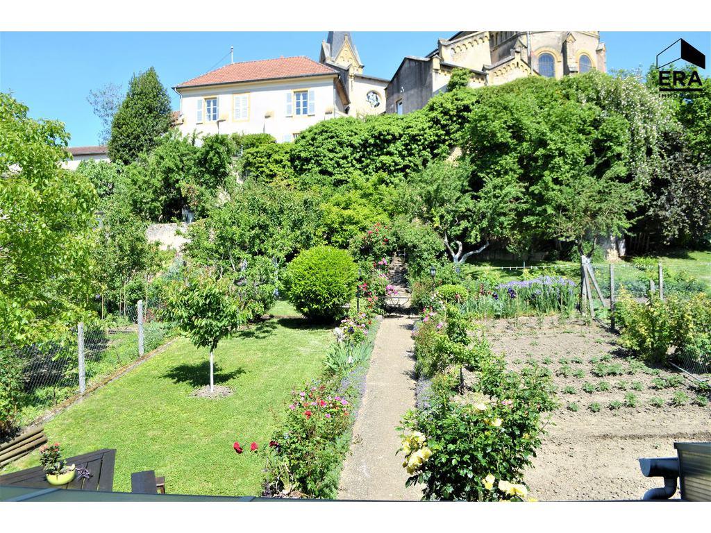 Stadthaus 4 Schlafzimmer Zu Verkaufen In Ars-Sur-Moselle ... intérieur Dalle Bois Primo
