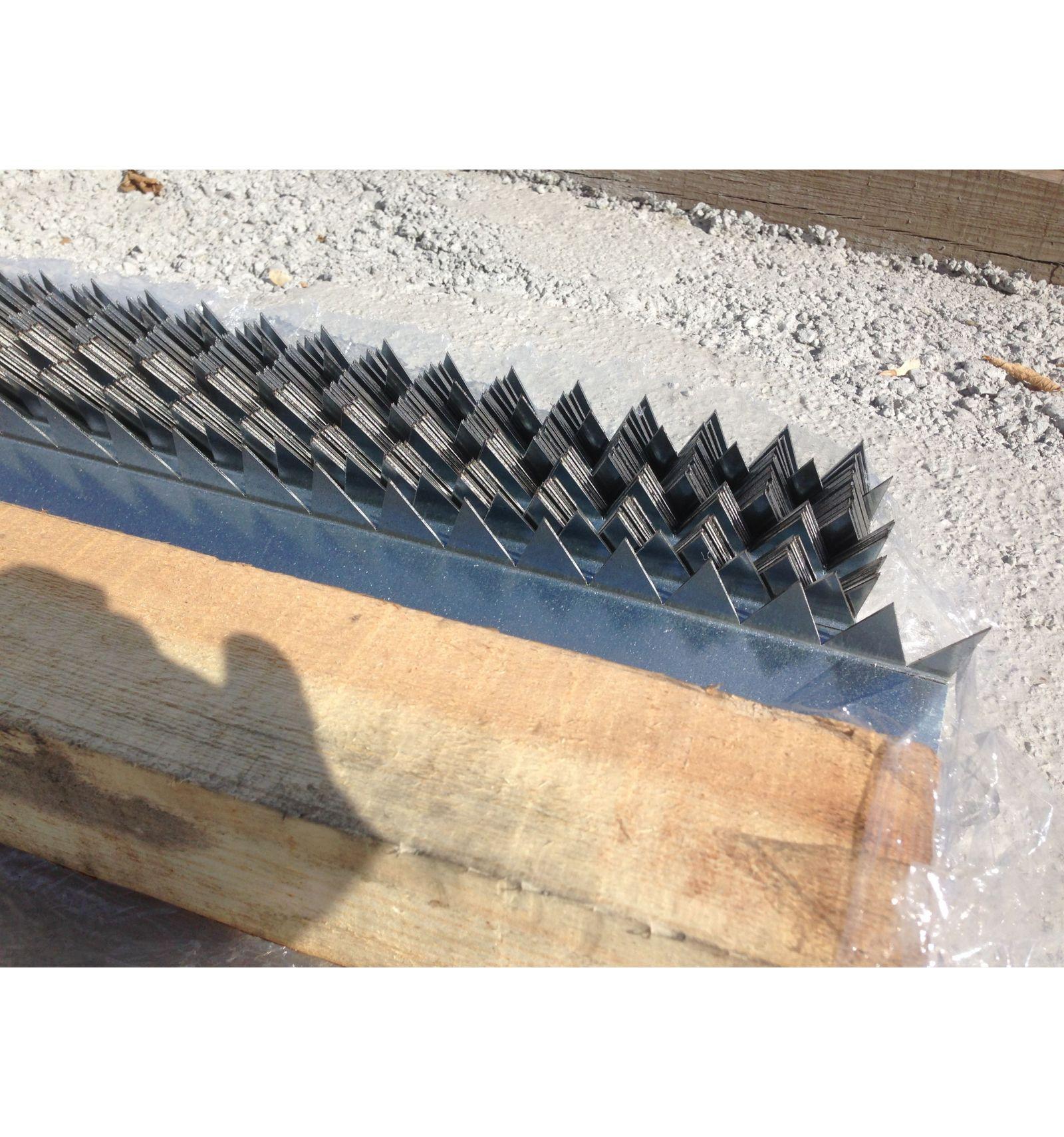 Steel Landscape Edging Of 3 Meters Long - Velestone Cantos ... dedans Velestone Avis