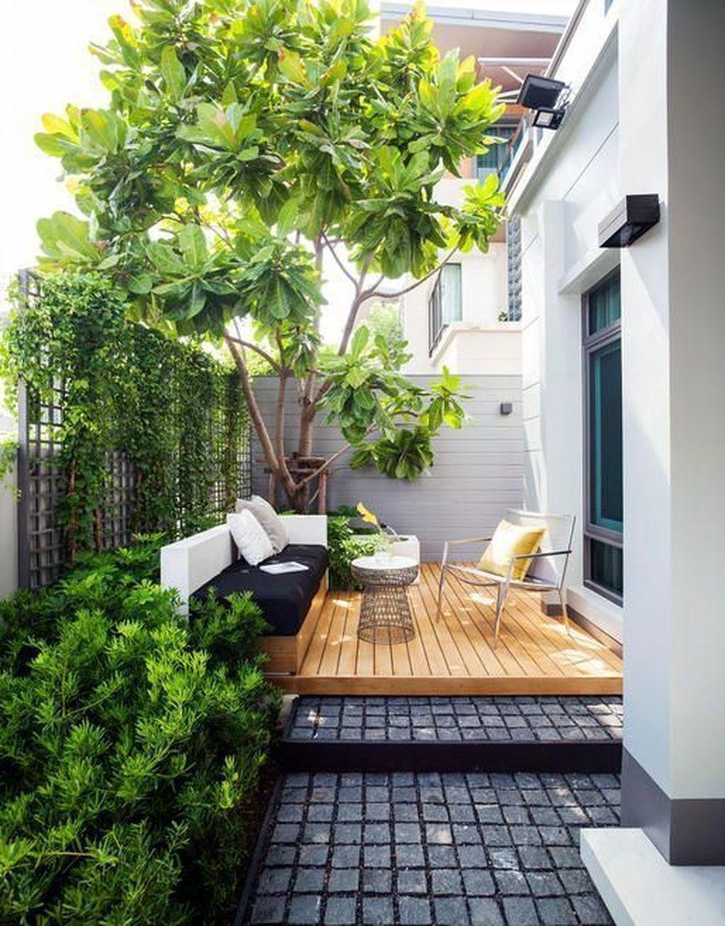 Terrasse En Ville : Des Idées Pour Profiter Des Beaux Jours ... à Modele De Terrasse