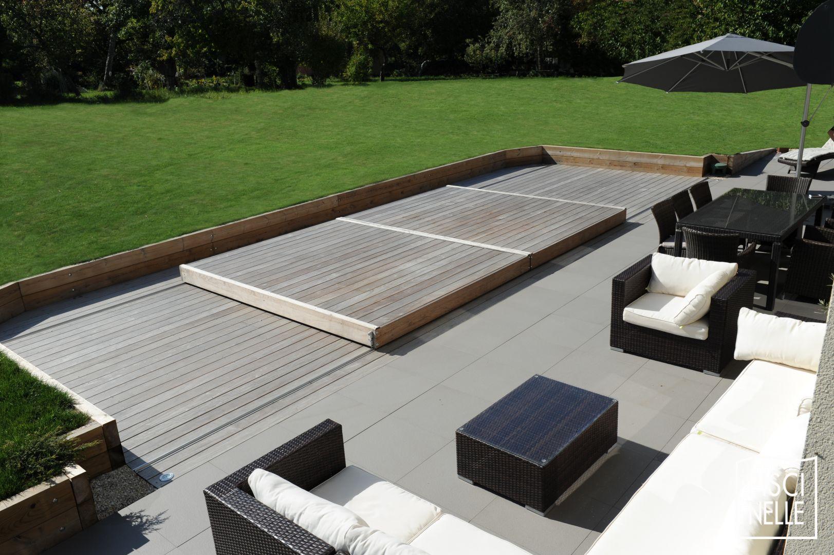 Terrasse Piscine Mobile : Le Rolling-Deck Piscinelle ... avec Rolling Deck Prix