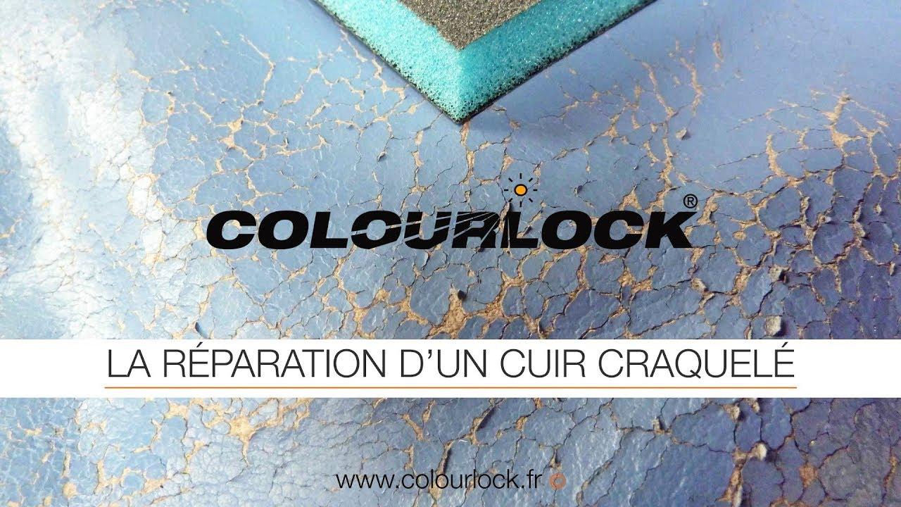 The Repair Of Brittle Leather intérieur Reparer Simili Cuir Craquelé