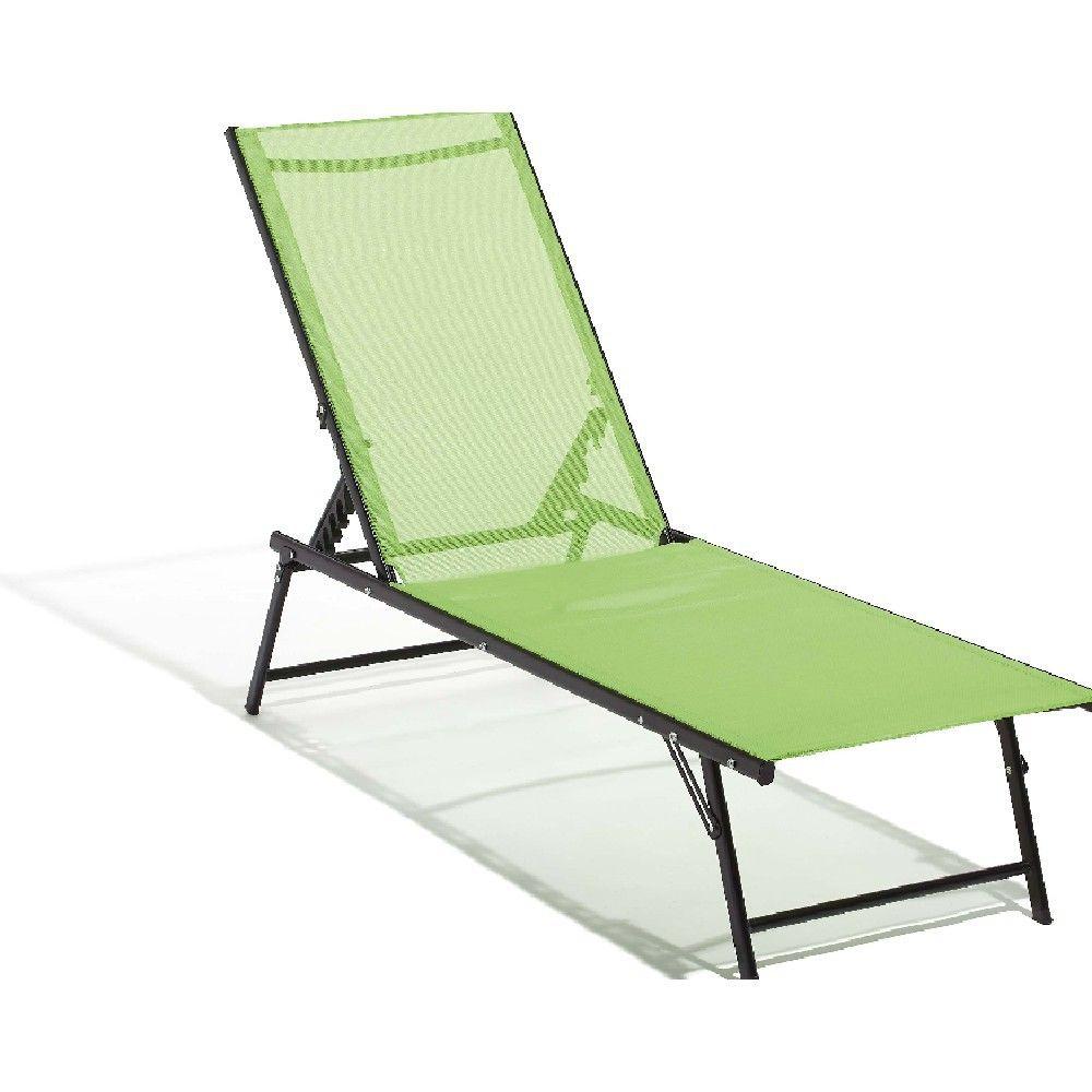 Transat, Chaise Longue Et Hamac Pour Un Bain De Soleil ... encequiconcerne Bain De Soleil Dream Pliant