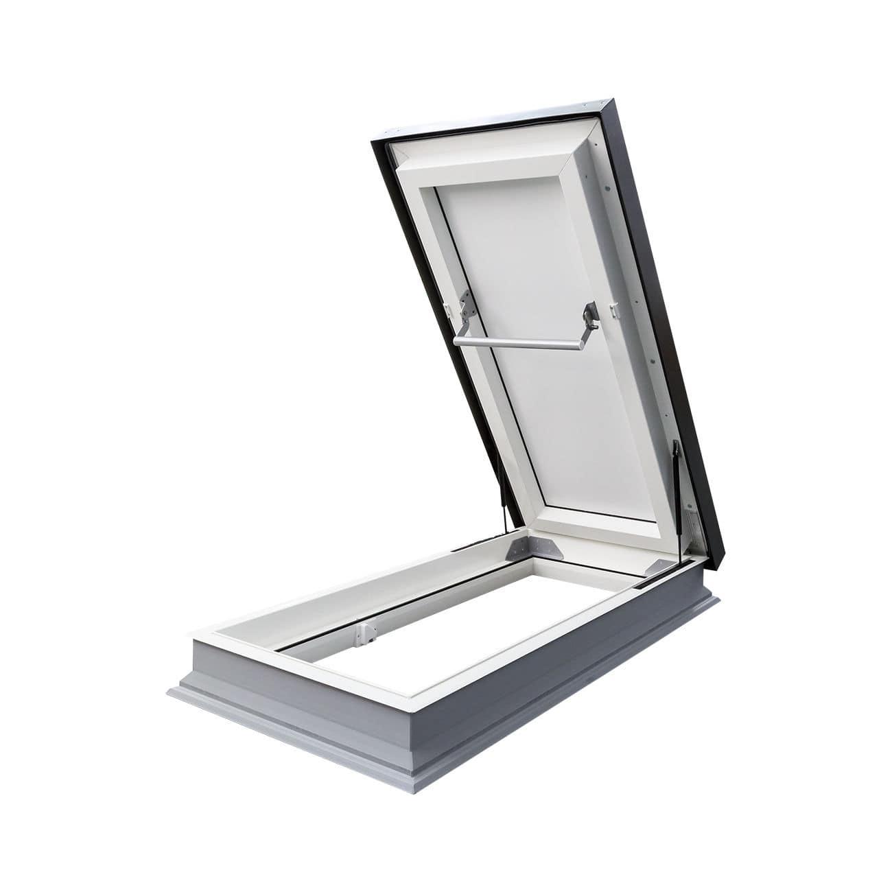 Trappe D'accès Au Toit - Drl - Fakro - Rectangulaire / En ... pour Trappe D'accès Toiture Terrasse