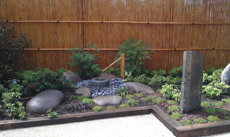 Un Jardin À La Japonaise – Bricobistro serapportantà Fabriquer Un Tsukubai