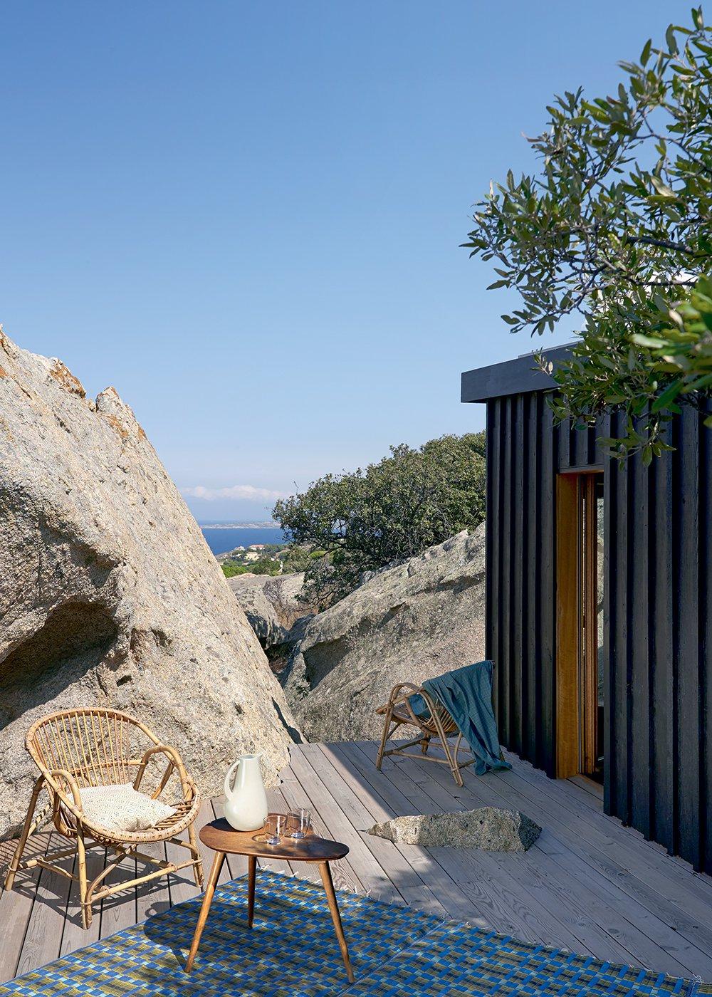 Une Maison Cachée Dans La Nature - Marie Claire encequiconcerne Marie Claire Maison Amenagement Devant Maison