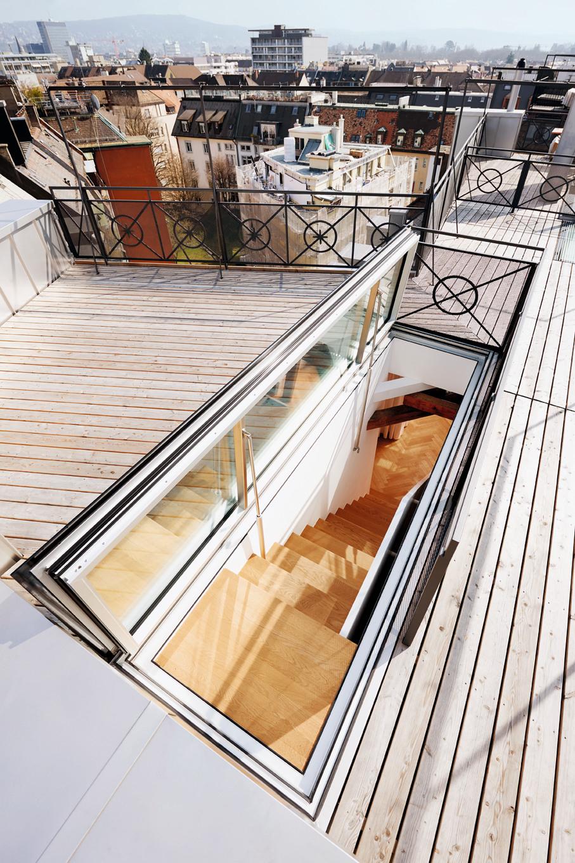 Une Nouvelle Trappe D'accès Au Toit | Idea dedans Trappe D'accès Toiture Terrasse