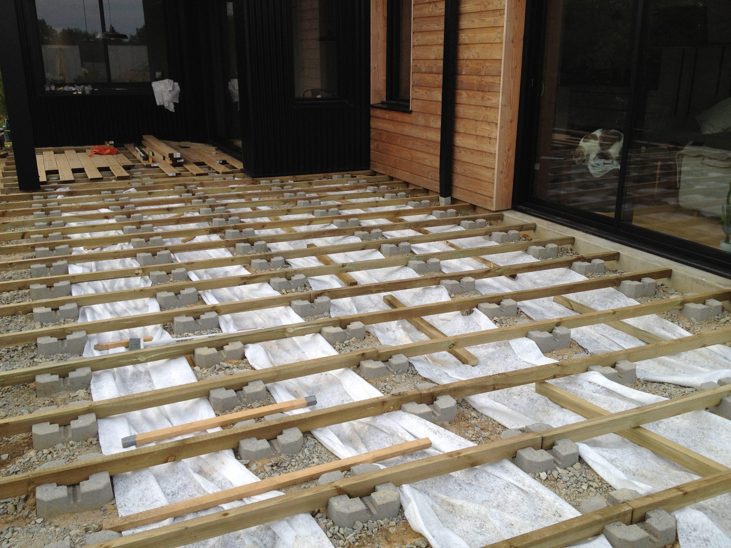 Ze News | Zehouse's Blog concernant Plot De Terrasse Castorama