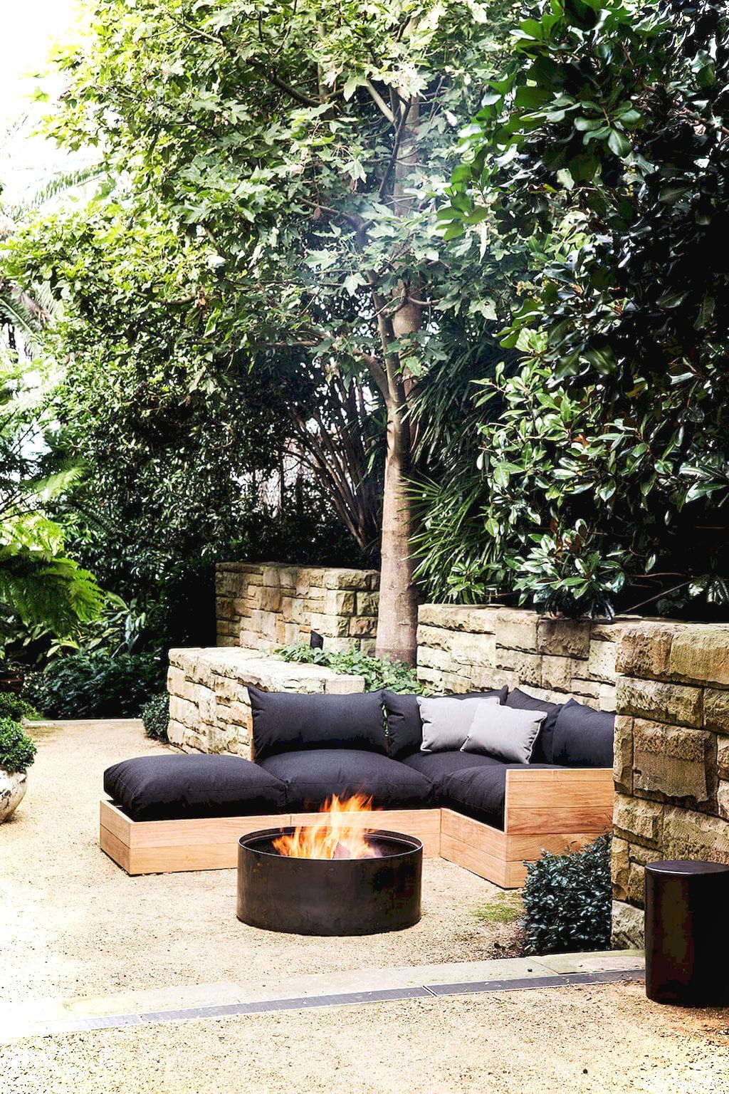70+ Gorgeous Outdoor Garden Furniture Ideas | Déco ... à Salon De Jardin Casa