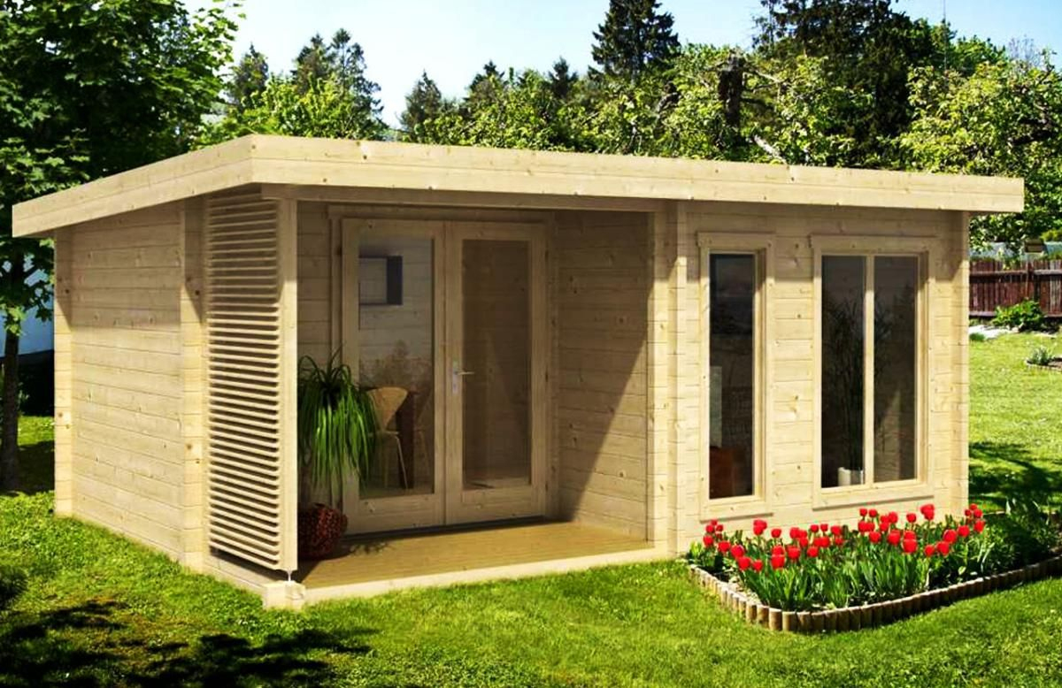 Abri De Jardin Bricomarché Em 2020 | Casas, Cabana De ... serapportantà Abri De Jardin Bricomarché