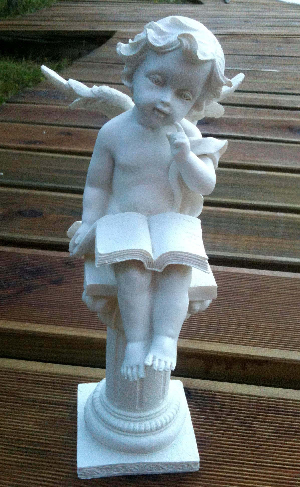 Acheter Statue Ange - Ange-Paradis à Statut De Jardin Pas Cher