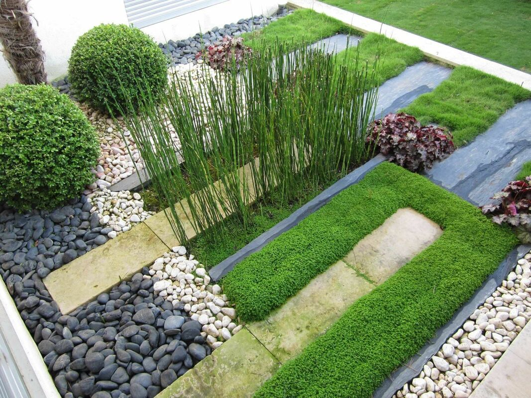 Aménager Un Jardin Zen - Décoration D'intérieur, Coaching ... à Comment Réaliser Un Jardin Zen