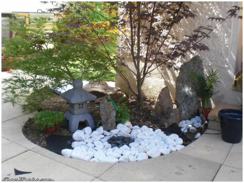 Aménager Un Jardin Zen - Décoration D'intérieur, Coaching ... intérieur Comment Réaliser Un Jardin Zen