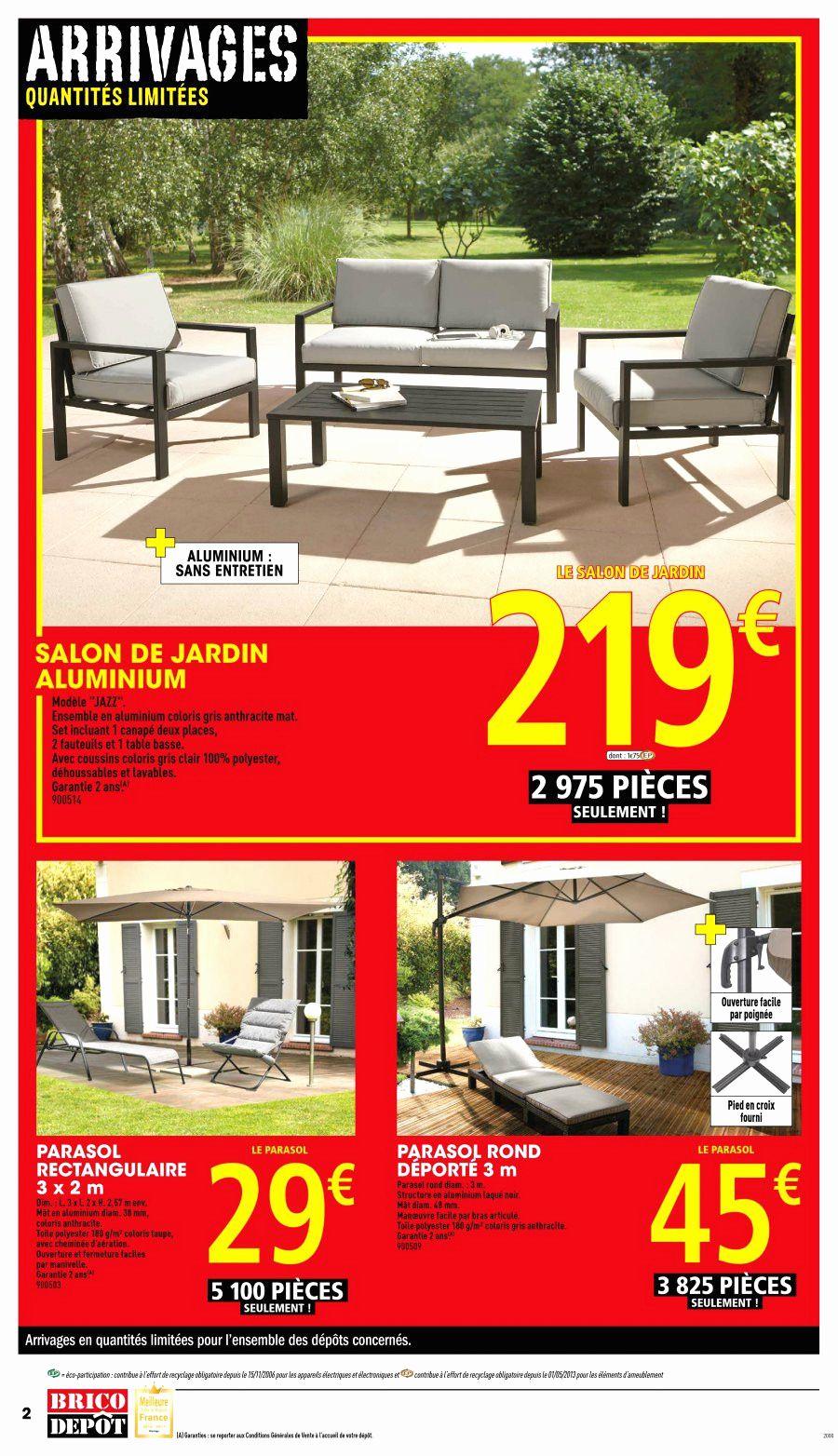 Brico Depot Salon De Jardin Di 2020 Interieur Table De Jardin Brico Depot Idees Conception Jardin Idees Conception Jardin
