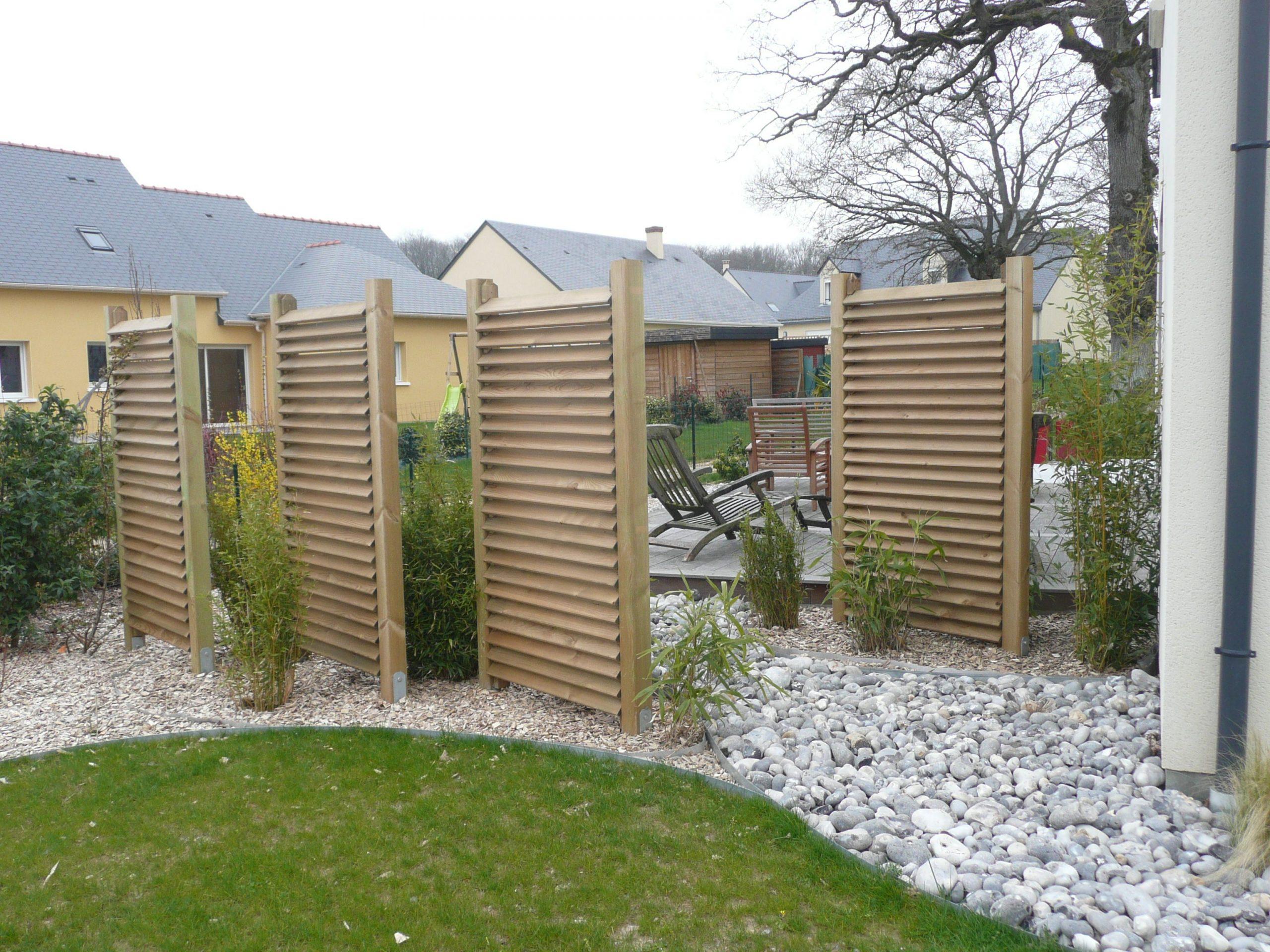 Brise Vue Vive Le Jardin | Brise Vue Jardin, Grillage Jardin ... à Cache Vue Jardin