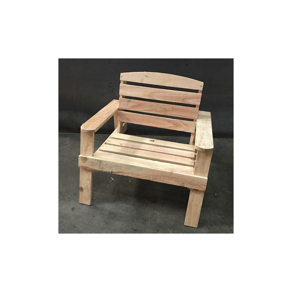 Chaise Basse Bords Ronds - Biodistribution dedans Chaise Basse De Jardin