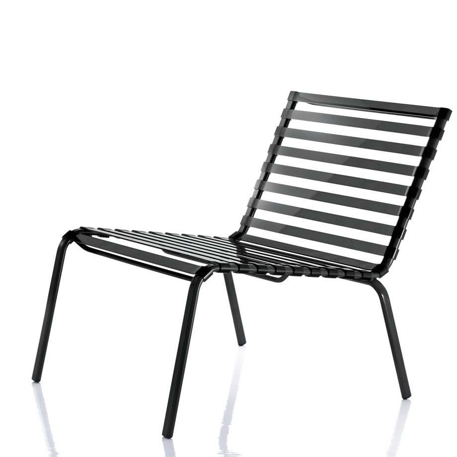 Chaise Basse Striped Poltroncina De Magis avec Chaise Basse De Jardin