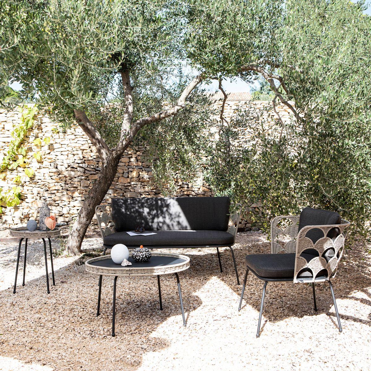 Comment Choisir Son Salon De Jardin La Redoute Avec La Redoute Meubles De Jardin Idees Conception Jardin
